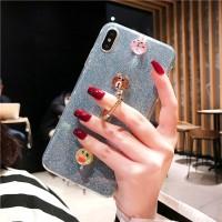 Glitter Casing Untuk Samsung Galaxy S10 S9 S8 Plus S7 edge Note 9