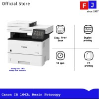 Canon IR 1643i Mesin Fotocopy All in One - FREE ONGKIR + TRAINING