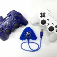 TERMURAH STIK / STICK / PS2 / PS 2 OP PAKET DENGAN CONVERTER STIK