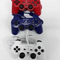 TERMURAH STICK/STIK PS2/PS 2 OP WARNA PAKET DENGAN CONVERTER STIK