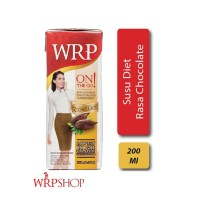 Wrp Susu Cair On The Go Chocolate 200Ml