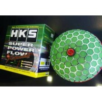 Open filter HKS Racing. Filter udara Racing universal. Hks air filter