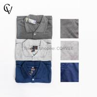 Kaos Kerah Lengan Pendek (Polos) Kaos Polo Pria/Polo Shirt Pria/Polo
