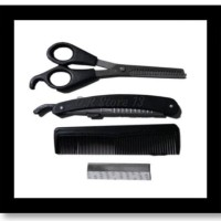 Paket Hemat - Buy 1 Get Free Alat Mesin Cukur Rambut WAHL dan Free