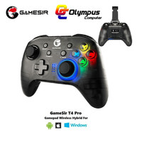 New GameSir T4 Pro Gamepad Wireless Multi Platform Game Controller