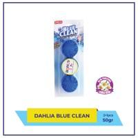 Dahlia Blue Clean Pembersih Kloset Bagus Closet Cleaner Sibiru 2+1pcs
