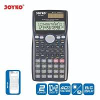 Calculator / Kalkulator Joyko CC-25 / Scientific / 401 Functions