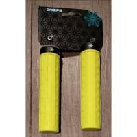 Yellow- Supacaz Grizips Hand Grip - MTB Santa Cruz Specialized Orbea