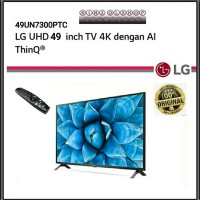 LED TV LG 49UN7300 SMART TV UHD 4K MAGIC REMOTE 49UN7300PTC NEW 2020