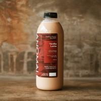 Vanilla Latte 1 Liter (Khusus Kurir Instant dan Sameday)