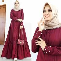 V3 MC Pakaian Muslim Wanita Parka Maxy