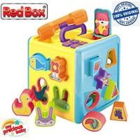 Red Box Toy My Precious Baby Busy Play Puzzle Box 23116-1 RedBox Bayi