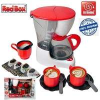 Red Box Toy In Home Electronic Coffee Maker Playset 21207 RedBox