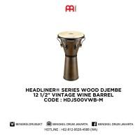 Meinl HEADLINER® SERIES WOOD DJEMBE VINTAGE WINE BARREL HDJ500VWB-M