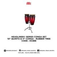 Meinl HEADLINER SERIES CONGA SET - RUBBER TREE - HC888