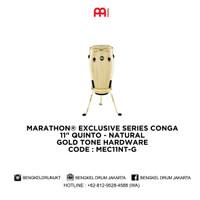 Meinl MARATHON® EXCLUSIVE SERIES CONGA - NATURAL - GOLD TONE HARDWARE