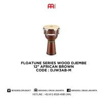 """Meinl FLOATUNE SERIES WOOD DJEMBE 12"""" AFRICAN BROWN - DJW3AB-M"""