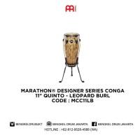 """Meinl MARATHON® DESIGNER SERIES CONGA 11"""" QUINTO LEOPARD BURL MCC11LB"""