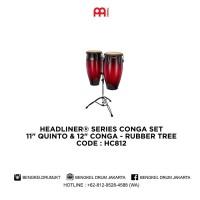 Meinl HEADLINER SERIES CONGA SET - RUBBER TREE - HC812