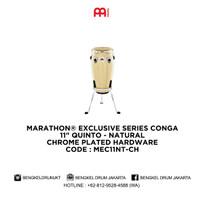 Meinl MARATHON® EXCLUSIVE SERIES CONGA NATURAL CHROME PLATED HARDWARE