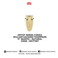 Meinl ARTIST SERIES CONGA WILLIAM KACHIRO THOMPSON - NATURAL