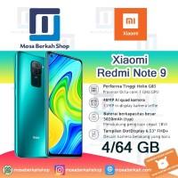 Xiaomi Redmi Note 9 4/64 GB Ram 4GB Rom 64GB Garansi Resmi Xiaomi