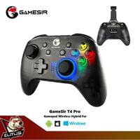 GameSir T4 Pro Gamepad Wireless Hybrid RESMI