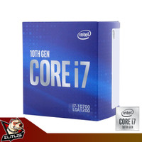 Intel Core i7 10700 2.90GHz 8Core 16Thread Gen 10 Comet Lake LGA 1200