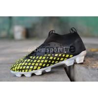 Sepatu Sepak Bola Murah Original MITRE INVANDER FG Kuning Uk 38-43