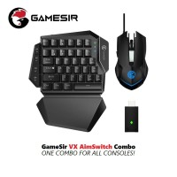 GameSir VX AimSwitch Wireless Console Keyboard with Mouse Gaming