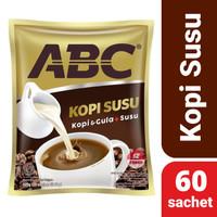 Paket Kopi ABC Susu 60 Sachet x 31 gr