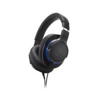 Audio Technica ATH-MSR7B Over Ear High Resolution Headphone - Black
