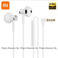 Xiaomi Hybrid Hi-Res Audio 3.5mm Headset Earphone Wire Control with HD