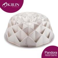 KIRIN PREMIUM CAKE PAN DIE CAST |PANDORA CHAMPAGNE GOLD