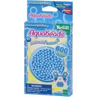 Mainan Edukasi Aquabeads Common Light Blue Solid