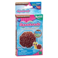 Mainan Edukasi Aquabeads Common Brown Jewel Bead