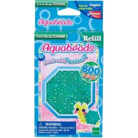 Mainan Edukasi Aquabeads Common Green Jewel Bead