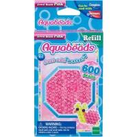 Mainan Edukasi Aquabeads Common Pink Jewel Bead
