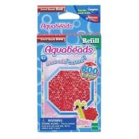 Mainan Edukasi Aquabeads Common Red Jewel Bead