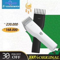 Xiaomi Enchen Boost Alat Cukur Elektrik Hair Clipper Ceramic - Hitam