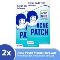 Acnemed Spot Clear Acne Patch Plester Jerawat