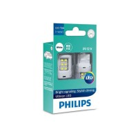 Philips Ultinon LED T20 W21W Lampu Sein Mundur Tancap Putih