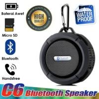 Speaker Bluetooth Portable C6 Waterproof (Anti Air)