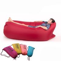 Lay Bag Kasur Angin Air Bad Sofa Angir Lazy Bag Murah Simple Praktis