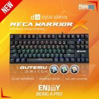 Digital Alliance Meca Warrior X RGB TKL Mechanical Gaming Keyboard