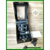 Watch Winder 5 Automatic Box Pemutar Jam Tangan Otomatis 222 LIMITED