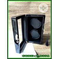 Watch Winder 2 Automatic Box Pemutar Jam Tangan Otomatis 221 LIMITED