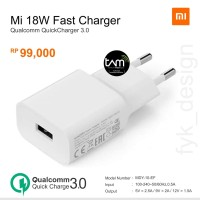 Mi 18w Fast Charger