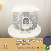 Miyako MCM 528 Silver Magic Com Rice Cooker [ 1.8 Liter]