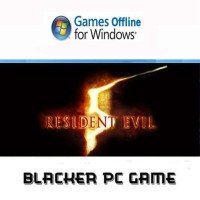 Resident Evil 5 Gold Edition pc game offline